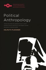 Political Anthropology - Plessner, Helmuth - ISBN: 9780810138001