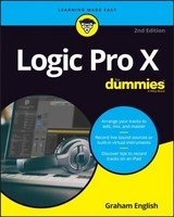 Logic Pro X For Dummies - English, Graham - ISBN: 9781119506201