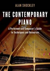 Contemporary Piano - Shockley, Alan - ISBN: 9781442281875