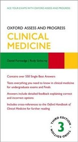 Oxford Assess And Progress: Clinical Medicine - Sinha-ray, Rudy (EDT)/ Furmedge, Daniel (EDT) - ISBN: 9780198812968