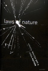 Laws Of Nature - Ott, Walter (EDT)/ Patton, Lydia (EDT) - ISBN: 9780198746775
