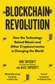 Blockchain Revolution - Tapscott, Don; Tapscott, Alex - ISBN: 9780241237861