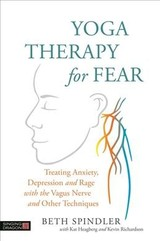 Yoga Therapy For Fear - Spindler, Beth - ISBN: 9781848193741