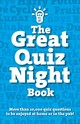 Great Quiz Night Book - House of Puzzles - ISBN: 9781787391079