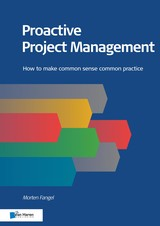 Proactive Project Management - Morten  Fangel - ISBN: 9789401803090