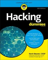 Hacking For Dummies - Beaver, Kevin - ISBN: 9781119485476
