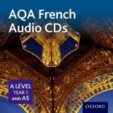 Aqa French A Level Year 1 And As Audio Cds - Shannon, Paul; Povey, Colin; Pike, Robert - ISBN: 9780198375654