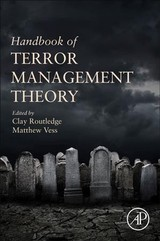 Handbook Of Terror Management Theory - Routledge, Clay (EDT)/ Vess, Matthew (EDT) - ISBN: 9780128118443