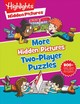 More Hidden Picture 2-player Puzzles - Highlights (COR) - ISBN: 9781684372584