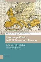 Language Choice in Enlightenment Europe - ISBN: 9789048535507