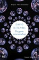 De geestverwantschap - David Mitchell - ISBN: 9789029092890