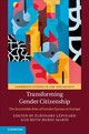 Cambridge Studies in Law and Society, Transforming Gender Citizenship - ISBN: 9781108453356