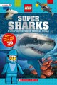 Super Sharks (lego Nonfiction) - Arlon, Penelope - ISBN: 9781338261936