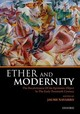 Ether And Modernity - Navarro, Jaume (EDT) - ISBN: 9780198797258