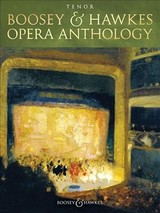 Boosey Hawkes Opera Anthology Tenor - Walters, Richard (EDT) - ISBN: 9781540030078