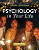 Psychology In Your Life 3e - Gazzaniga, Michael; Grison, Sarah (university Of California Santa Barbara) - ISBN: 9780393673876