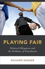 Playing Fair - Dagger, Richard (e. Claiborne Robins Distinguished Chair In The Liberal Arts, Professor Of Political Science And Philosophy, Politics, Economics And Law, E. Claiborne Robins Distinguished Chair In The Liberal Arts, Professor Of Political Science And Philo - ISBN: 9780199388837