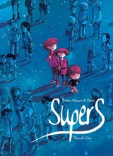 Supers (book One) - Maupome, Frederic - ISBN: 9781603094399