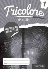 Tricolore Grammar In Action 1 (8 Pack) - Mascie-taylor, Heather; Mascie-taylor, Heather; Honnor, Sylvia - ISBN: 9781408527436
