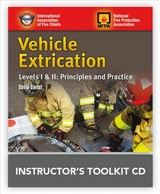 Vehicle Extrication Levels I  &  Ii: Principles And Practice Instructor's Toolkit Cd-rom - Iafc - ISBN: 9780763798444