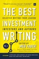 Best Investment Writing - Volume 2 - Faber, Meb - ISBN: 9780857196736