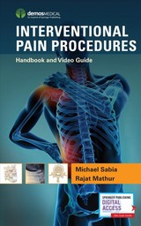 Interventional Pain Procedures - Sabia, Michael; Mathur, Rajat - ISBN: 9781620701027