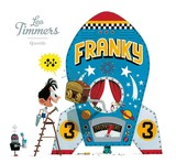 Franky - Leo  Timmers - ISBN: 9789045117065