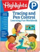 Preschool Tracing And Pen Control - Highlights for Children (COR) - ISBN: 9781684372812