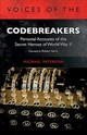 Voices Of The Codebreakers - Paterson, Michael - ISBN: 9781784383138