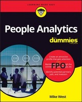 People Analytics For Dummies - West, Mike - ISBN: 9781119434764