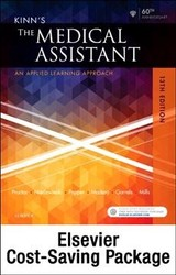 Kinn's The Medical Assistant - Text, Study Guide And Procedure Checklist Manual, And Simchart For The Medical Office 2018 Edition Package - Proctor, Deborah B./ Niedzwiecki, Brigitte/ Pepper, Julie/ Madero, Payel/ Garrels, Marti - ISBN: 9780323625272