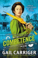 Competence - Carriger, Gail - ISBN: 9780316433884