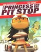 The Princess And The Pit Stop - Angleberger, Tom/ Santat, Dan (ILT) - ISBN: 9781419728488