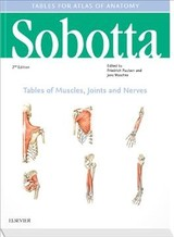 Sobotta Tables of Muscles, Joints and Nerves, English/Latin - Waschke, Jens; Paulsen, Friedrich - ISBN: 9780702052729