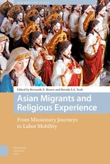 Asian Migrants and Religious Experience - ISBN: 9789048532223