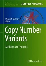 Copy Number Variants - Bickhart, Derek (EDT) - ISBN: 9781493986651