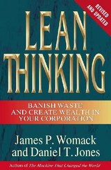 Lean Thinking - Womack, James P./ Jones, Daniel T. - ISBN: 9780743249270