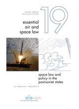 Space Law and Policy in the Post-Soviet States - Nataliia  Malysheva - ISBN: 9789462748545