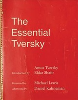 Essential Tversky - Tversky, Amos (department Of Psychology) - ISBN: 9780262535106