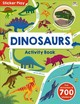 Dinosaurs Activity Book - Isaccs, Connie - ISBN: 9781787006140