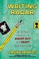 Writing Radar - Gantos, Jack - ISBN: 9781250222985
