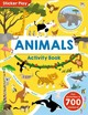 Animals Activity Book - Isaacs, Connie - ISBN: 9781787006133