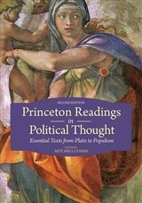 Princeton Readings In Political Thought - Cohen, Mitchell (EDT) - ISBN: 9780691159973