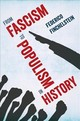 From Fascism To Populism In History - Finchelstein, Federico - ISBN: 9780520295193