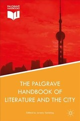 Palgrave Handbook Of Literature And The City - Tambling, Jeremy (EDT) - ISBN: 9781137549105