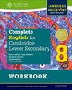 Complete English For Cambridge Lower Secondary Student Workbook 8 - Jenkins, Alan; Parkinson, Tony - ISBN: 9780198364696