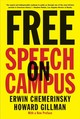 Free Speech On Campus - Chemerinsky, Erwin/ Gillman, Howard - ISBN: 9780300240016