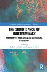 Significance Of Indeterminacy - Scott, Robert H. (EDT)/ Moss, Gregory S. (EDT) - ISBN: 9781138503106
