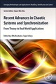 Recent Advances In Chaotic Systems And Synchronization - Boubaker, Olfa (EDT)/ Jafary, Sajad (EDT) - ISBN: 9780128158388