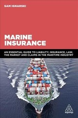 Marine Insurance - Ignarski, Sam - ISBN: 9780749482633